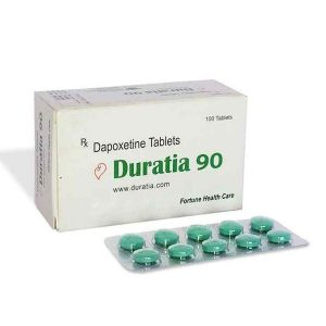 Generisk DAPOXETINE till salu i Sverige: Duratia 90 mg i online ED-piller butik namasute-mumbai.com