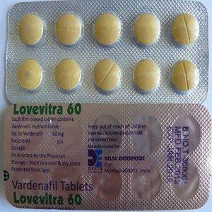 Generisk VARDENAFIL till salu i Sverige: Lovevitra 60 mg i online ED-piller butik namasute-mumbai.com