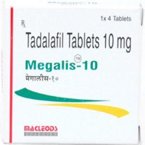 Generisk TADALAFIL till salu i Sverige: Megalis 10 mg i online ED-piller butik namasute-mumbai.com