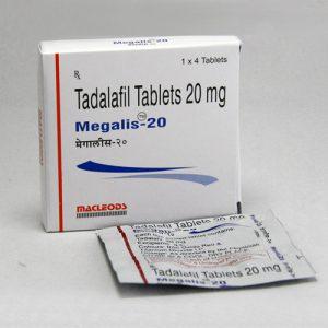 Generisk TADALAFIL till salu i Sverige: Megalis 20 mg i online ED-piller butik namasute-mumbai.com