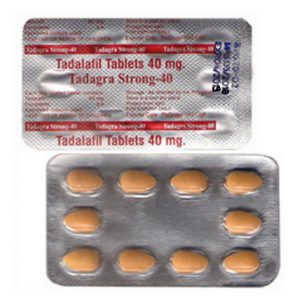 Generisk TADALAFIL till salu i Sverige: Tadagra Strong 40 mg i online ED-piller butik namasute-mumbai.com