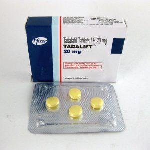 Generisk TADALAFIL till salu i Sverige: Tadalift 20 mg i online ED-piller butik namasute-mumbai.com
