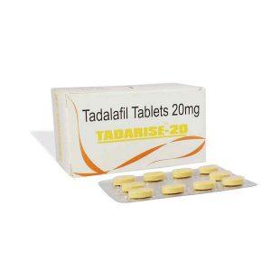 Generisk TADALAFIL till salu i Sverige: Tadarise 20 mg i online ED-piller butik namasute-mumbai.com