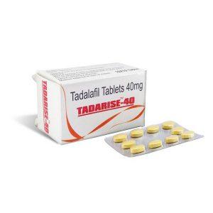 Generisk TADALAFIL till salu i Sverige: Tadarise 40 mg i online ED-piller butik namasute-mumbai.com