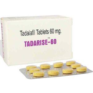 Generisk TADALAFIL till salu i Sverige: Tadarise 60 mg Tab i online ED-piller butik namasute-mumbai.com