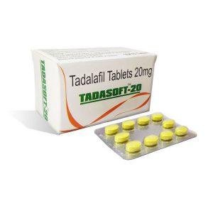 Generisk TADALAFIL till salu i Sverige: Tadasoft 20 mg i online ED-piller butik namasute-mumbai.com