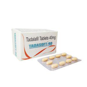 Generisk TADALAFIL till salu i Sverige: Tadasoft 40 mg i online ED-piller butik namasute-mumbai.com