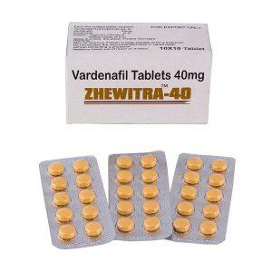 Generisk VARDENAFIL till salu i Sverige: Zhewitra 40 mg i online ED-piller butik namasute-mumbai.com