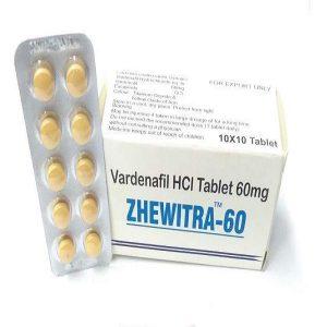 Generisk VARDENAFIL till salu i Sverige: Zhewitra 60 mg i online ED-piller butik namasute-mumbai.com